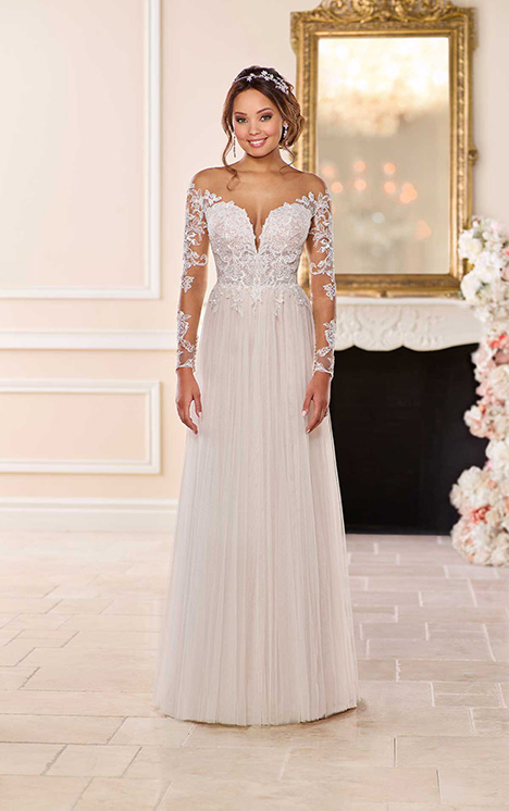 6646 Wedding                                          dress by Stella York