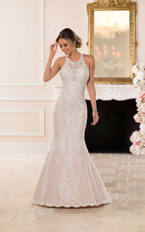 6669 Wedding                                          dress by Stella York