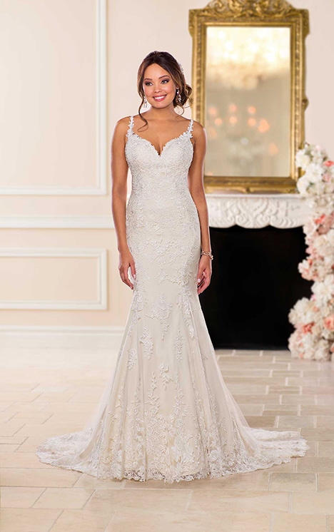 6677 Wedding                                          dress by Stella York