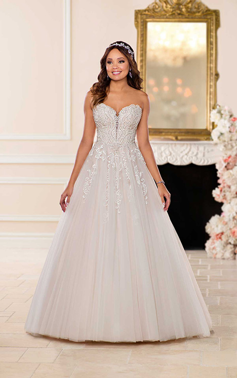 6692 Wedding                                          dress by Stella York