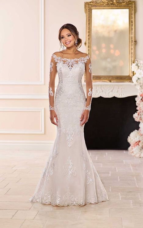 6697 Wedding                                          dress by Stella York