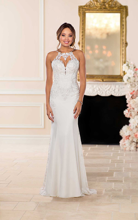 6710 Wedding                                          dress by Stella York