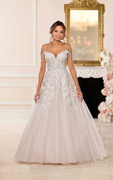 6732 Wedding                                          dress by Stella York