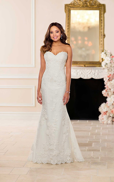 6738 Wedding                                          dress by Stella York