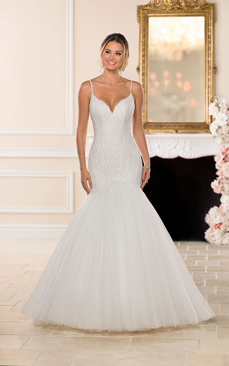 6741 Wedding                                          dress by Stella York