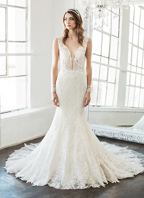 Kendall (8473) Wedding                                          dress by Winnie Couture : Blush