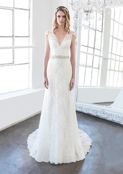 Nora (8485) Wedding dress by Winnie Couture : Blush