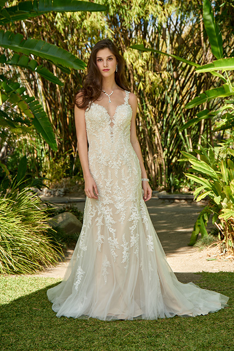 VE8391 Wedding                                          dress by Venus Bridal
