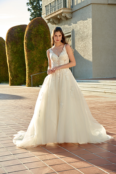 VE8394 Wedding                                          dress by Venus Bridal