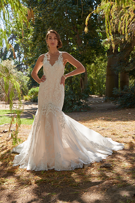 VE8399N Wedding                                          dress by Venus Bridal