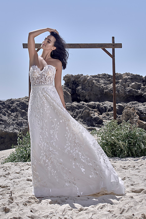 CZ 222-1Z Wedding                                          dress by Cizzy Bridal