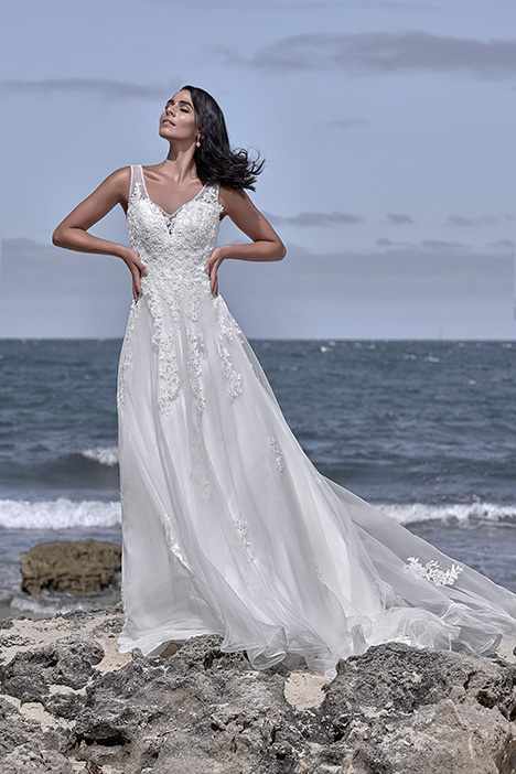 CZ 2439-1Z Wedding                                          dress by Cizzy Bridal