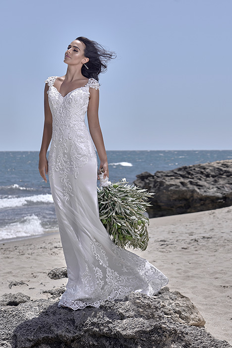 CZ 2445-1Z Wedding                                          dress by Cizzy Bridal
