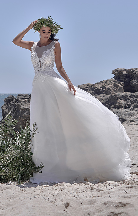 CZ 2465-1Z Wedding                                          dress by Cizzy Bridal