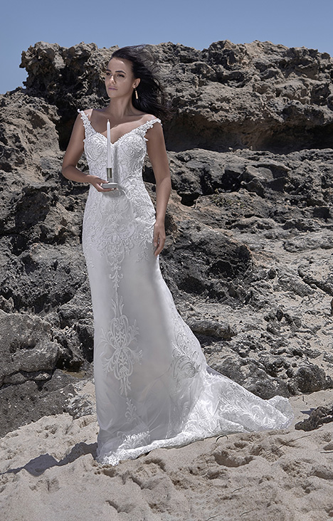 CZ 2474-1Z Wedding                                          dress by Cizzy Bridal