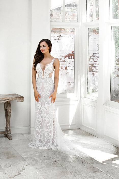 ZB 187-1Z Wedding dress by Zavana Bridal