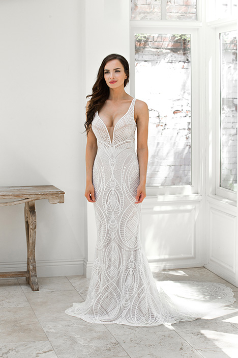 ZB 215-1Z Wedding                                          dress by Zavana Bridal