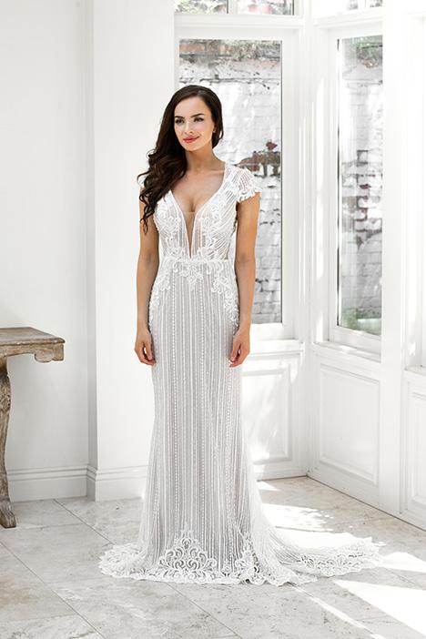 ZB 224-1Z Wedding                                          dress by Zavana Bridal
