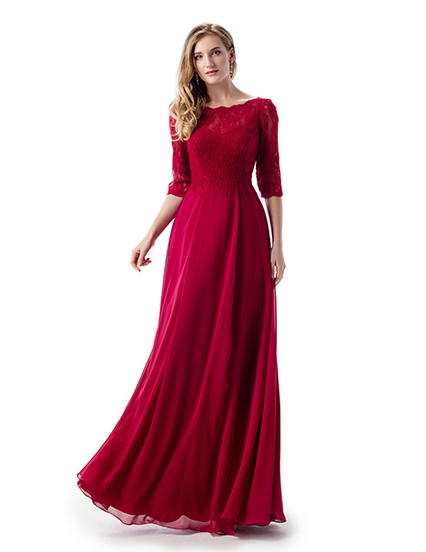 BM2273 Bridesmaids                                      dress by Venus Bridesmaids