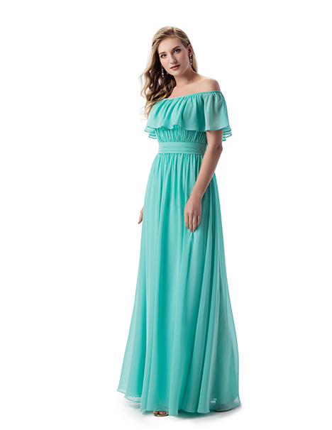 BM2282 Bridesmaids                                      dress by Venus Bridesmaids