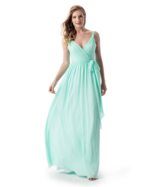 BM2283 Bridesmaids                                      dress by Venus Bridesmaids