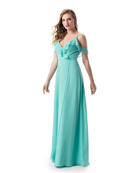 BM2285 Bridesmaids                                      dress by Venus Bridesmaids