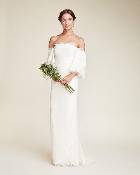Bell Wedding                                          dress by Nicole Miller