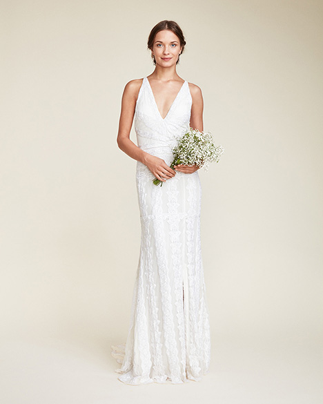 Bianca Wedding                                          dress by Nicole Miller