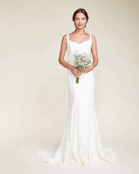 Janey Wedding                                          dress by Nicole Miller