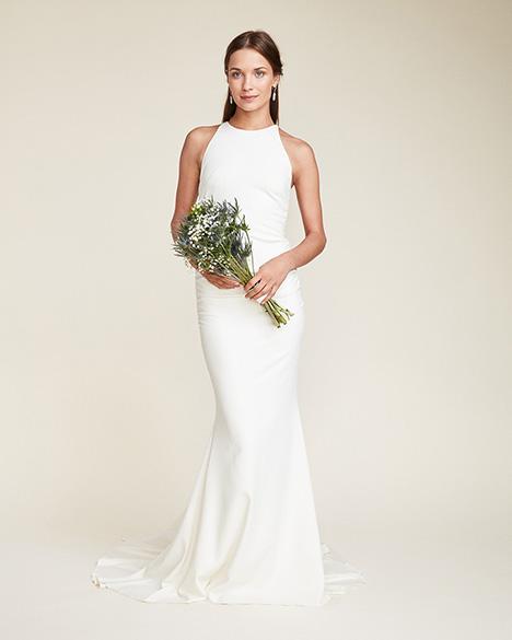 Morgan Wedding                                          dress by Nicole Miller