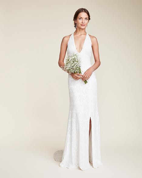Sophia Wedding                                          dress by Nicole Miller