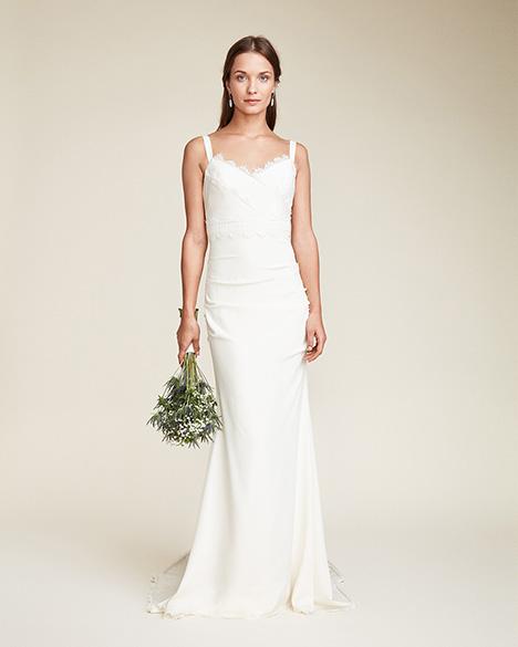 Tonya Wedding                                          dress by Nicole Miller