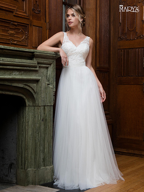 MB1008 Wedding                                          dress by Mary's Bridal