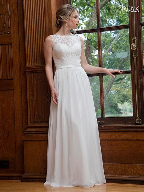 MB1010 Wedding                                          dress by Mary's Bridal