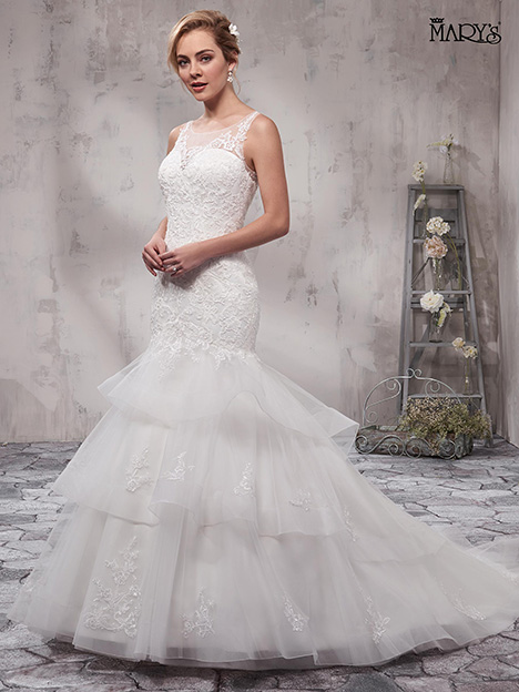 MB3007 Wedding                                          dress by Mary's Bridal