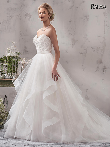 MB3010 Wedding                                          dress by Mary's Bridal