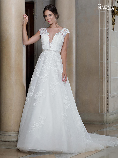MB3013 Wedding                                          dress by Mary's Bridal