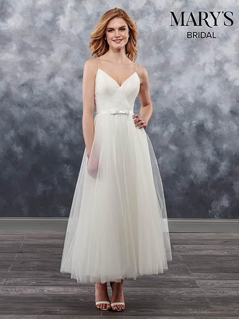 MB1015 Wedding                                          dress by Mary's Bridal