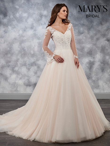 MB3027 Wedding                                          dress by Mary's Bridal