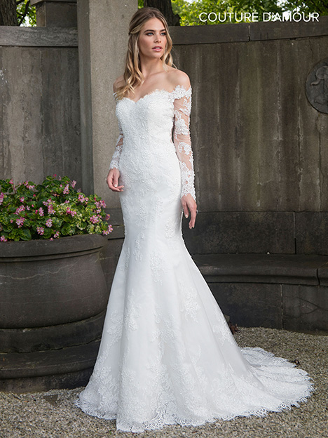 MB4009 Wedding                                          dress by Mary's Bridal: Couture D'Amour