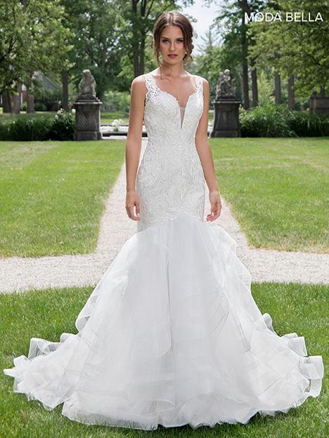 MB2003 Wedding                                          dress by Mary's Bridal: Moda Bella