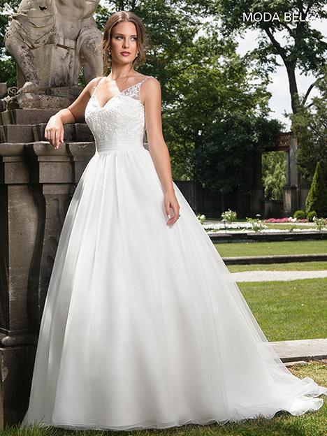 MB2006 Wedding                                          dress by Mary's Bridal: Moda Bella