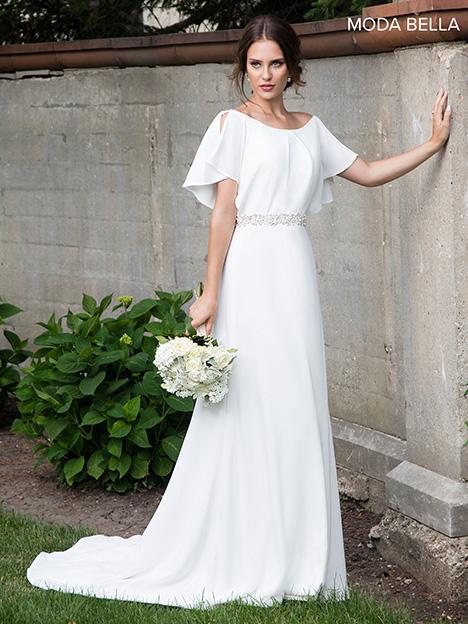 MB2007 Wedding                                          dress by Mary's Bridal: Moda Bella