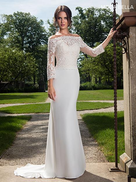 MB2017 Wedding                                          dress by Mary's Bridal: Moda Bella