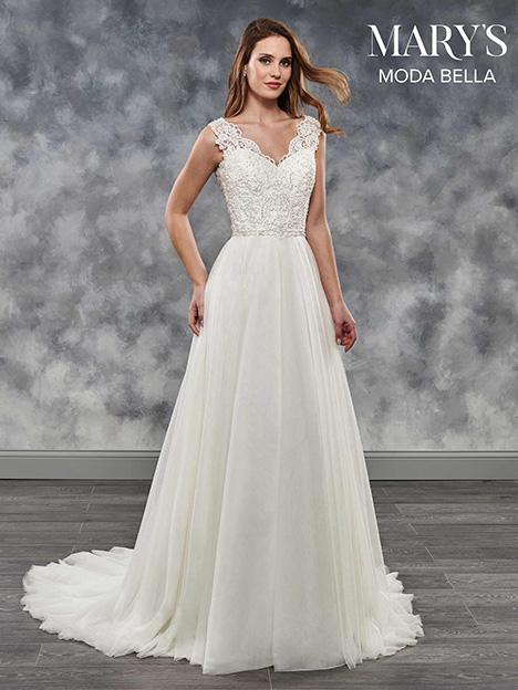 MB2026 Wedding                                          dress by Mary's Bridal: Moda Bella