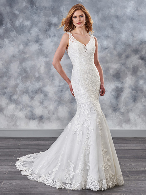 MB4033 Wedding                                          dress by Mary's Bridal: Couture D'Amour
