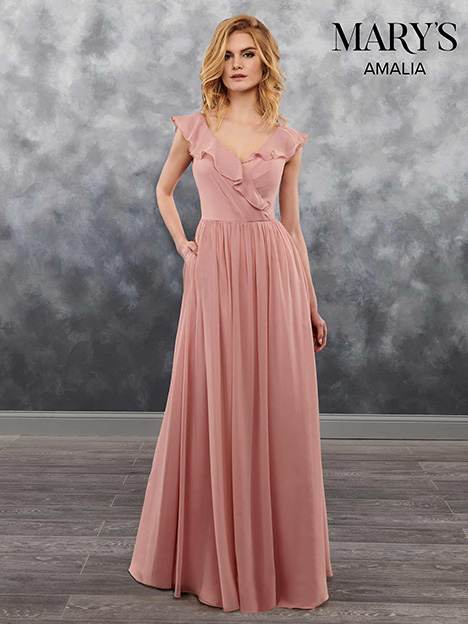 MB7020 Bridesmaids                                      dress by Mary's Bridal: Amalia Bridesmaids