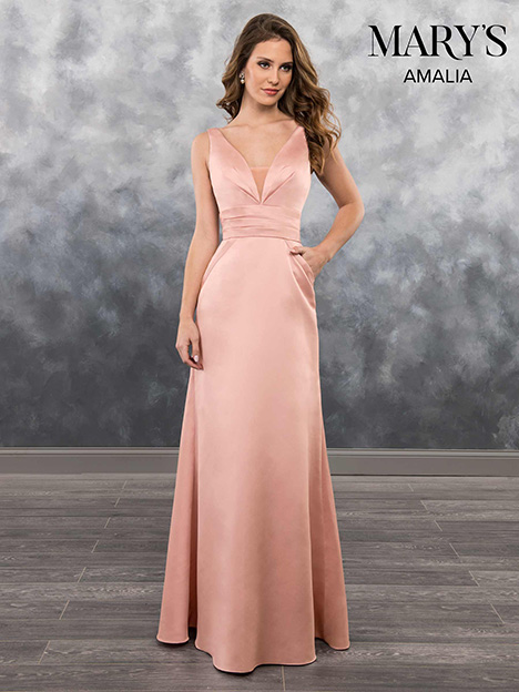 MB7023 Bridesmaids                                      dress by Mary's Bridal: Amalia Bridesmaids