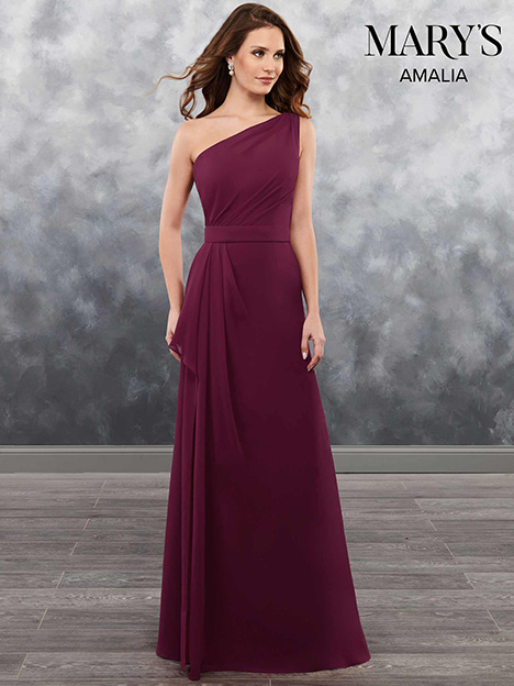 MB7025 Bridesmaids                                      dress by Mary's Bridal: Amalia Bridesmaids