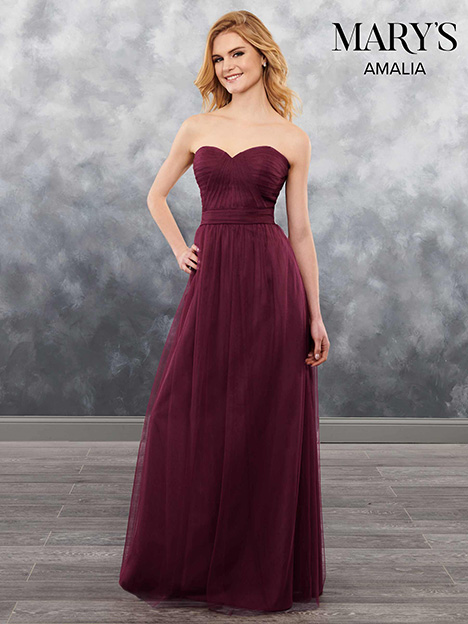 MB7026 Bridesmaids                                      dress by Mary's Bridal: Amalia Bridesmaids